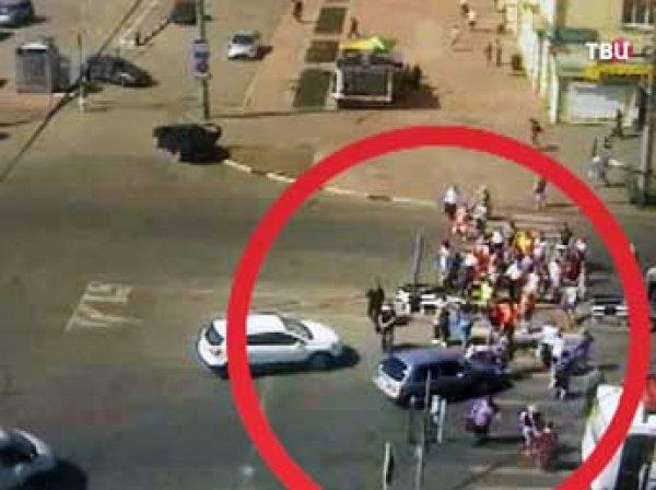 В Новокузнецке водитель-эпилептик задавил пятерых пешеходов