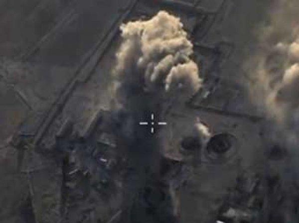 Российские самолеты вновь разбомбили крупные позиции ИГИЛ в Сирии