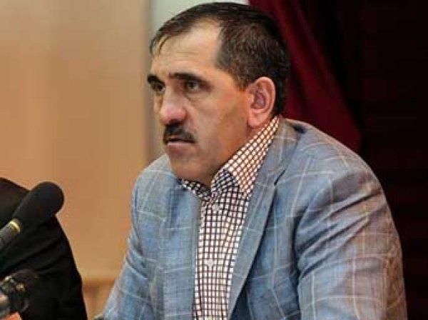 Глава Ингушетии Евкуров связал переворот в Турции с атакой на Су-24