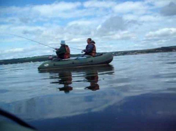 В Татарстане рыбаки выловили рыбу-мутанта из Камы