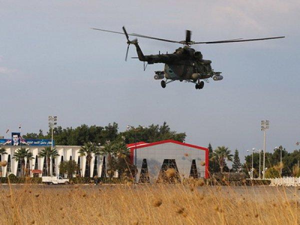 Боевики ИГ сбили в Сирии российский вертолет Ми-35: экипаж погиб