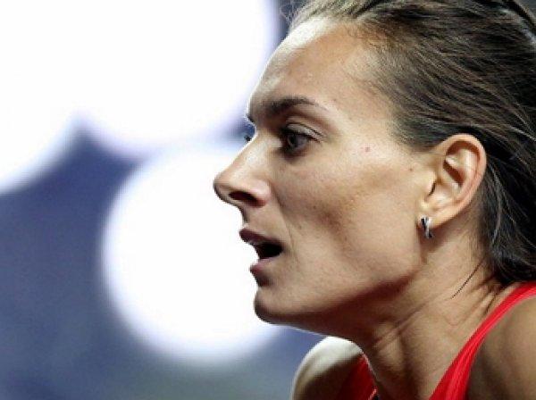 IAAF отклонила заявку Исинбаевой на выступление на Олимпиаде в Рио