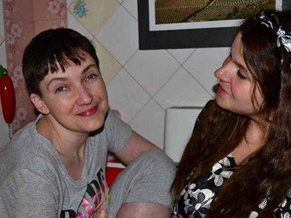 Американский журналист рассказал о запоях и пьяном позоре Савченко