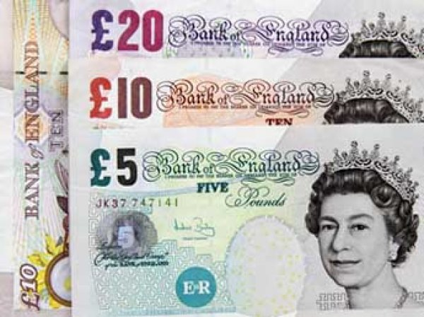 После Brexit фунт упал к доллару до минимума за 31 год