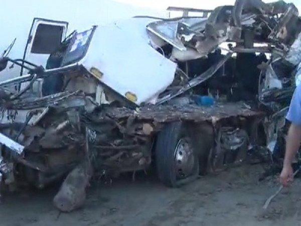 Авария в Дагестане 13 июля 2016: погибли 9 человек (ФОТО, ВИДЕО)