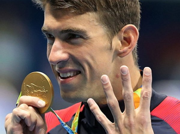 Майкл Фелпс завоевал 22-е золото ОИ, став самым титулованным спортсменом