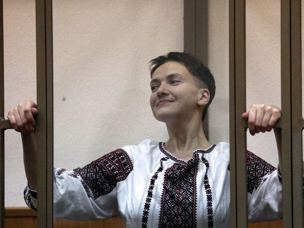 """""""Пила и буду пить"""": Савченко шокировали украинцев тюремными мемуарами"""