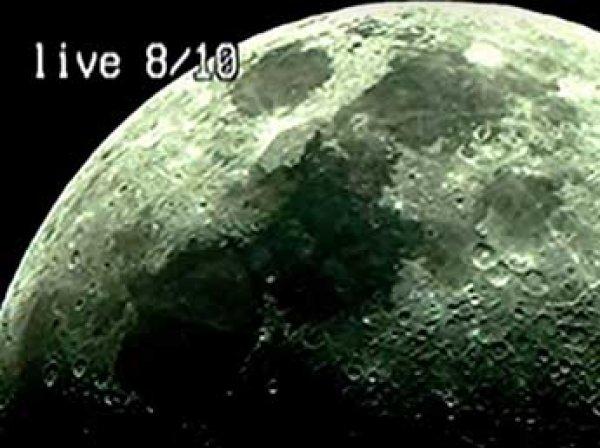 Ученые сделали ФОТО и ВИДЕО, как по Луне движется черный НЛО