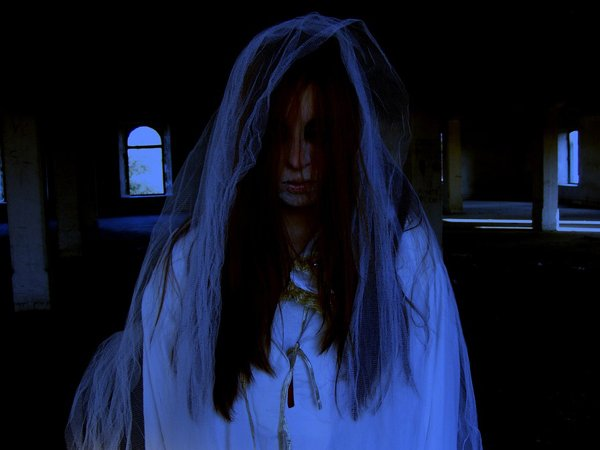 В Британии призрак попал на семейное ФОТО (ФОТО)