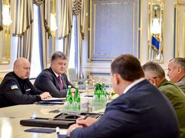 После поимки диверсантов в Крыму Порошенко срочно захотел встретиться с Путиным