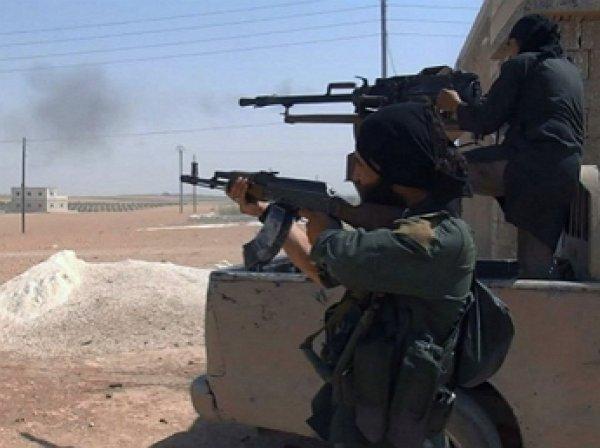 В Алеппо убит спикер ИГИЛ