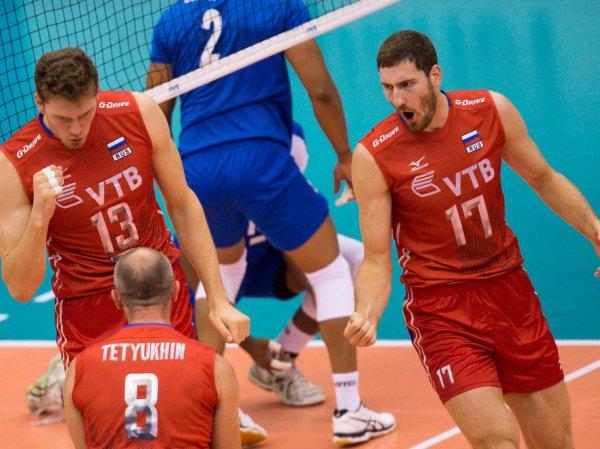 Волейбол, Олимпиада 2016, Россия - Иран, мужчины: смотреть онлайн, прогноз, по какому каналу (ВИДЕО)