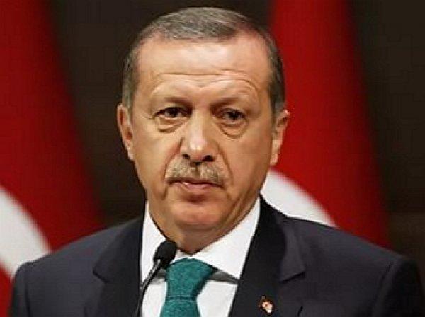 Эрдоган обвинил Запад в организации переворота в Турции