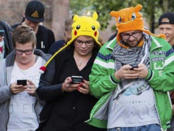 Покемон Го в России: в местах сбора игроков в Pokemon Go усилены патрули полиции (ФОТО, ВИДЕО)