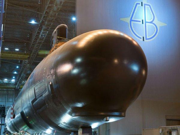 ВМС США получили новую подводную лодку за ,7 млрд