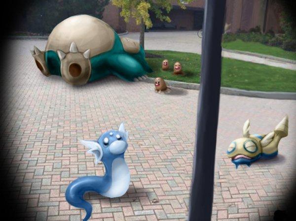 Покемон Г: геймеры рассказали, что изменилось в Pokemon Go после первого обновления (ФОТО, ВИДЕО)