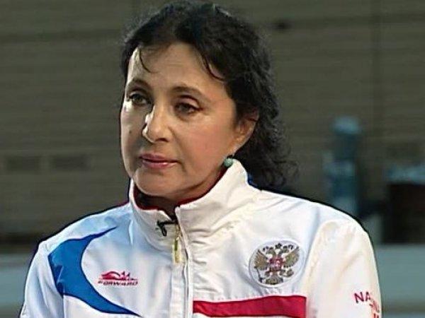 Ирина Винер оригинально представила Путину чемпионок Олимпиады в Рио (ВИДЕО)