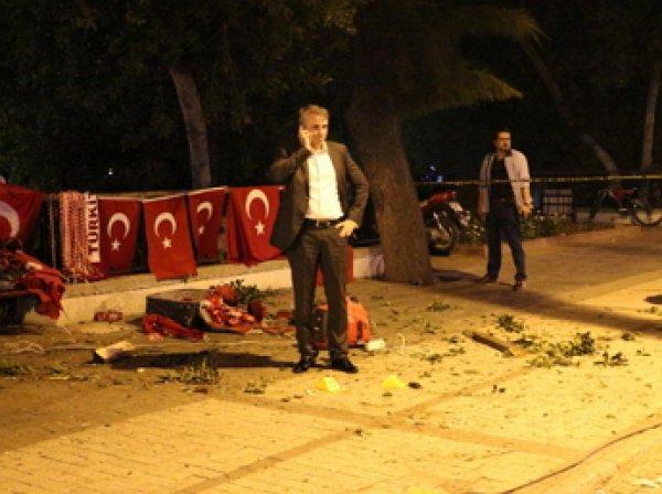 В турецкой Анталье прогремел взрыв, есть пострадавшие