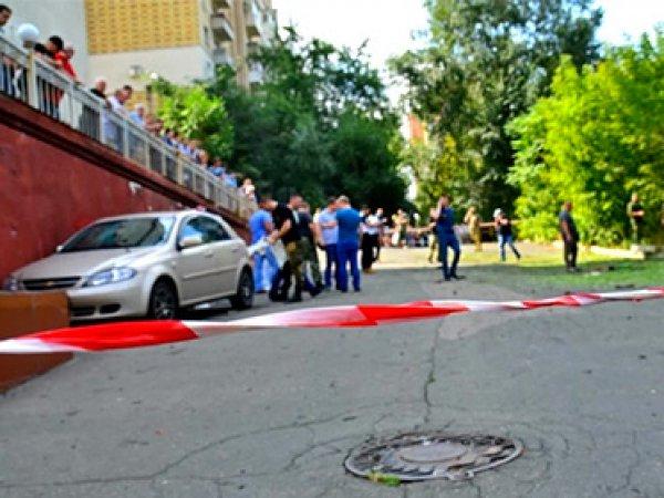 Возле дома Моторолы в центре Донецка прогремел взрыв: есть жертвы (ВИДЕО)