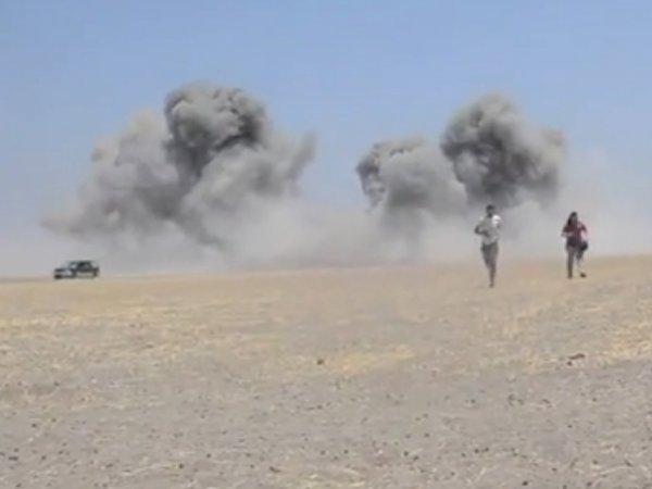Сирия, последние новости 2 августа: опубликовано ВИДЕО авиаудара по району крушения Ми-8 в Сирии (ВИДЕО)