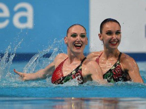 Синхронное плавание Рио 2016: дуэты, произвольная программа - россиянки пробились в финал (ВИДЕО)