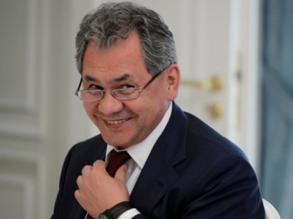 Генпрокуратура Украины объявила в розыск Сергея Шойгу