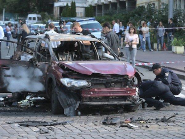 В Сети опубликовали ФОТО убийц Павла Шеремета