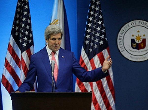 Керри призвал Россию воздерживаться от наступательных операций в Сирии