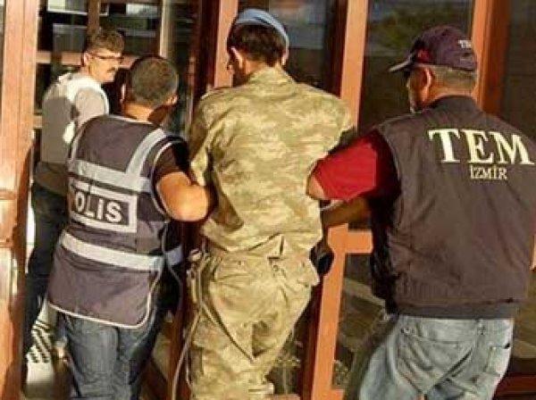 Число задержанных после попытки путча в Турции перевалило за 26 тысяч
