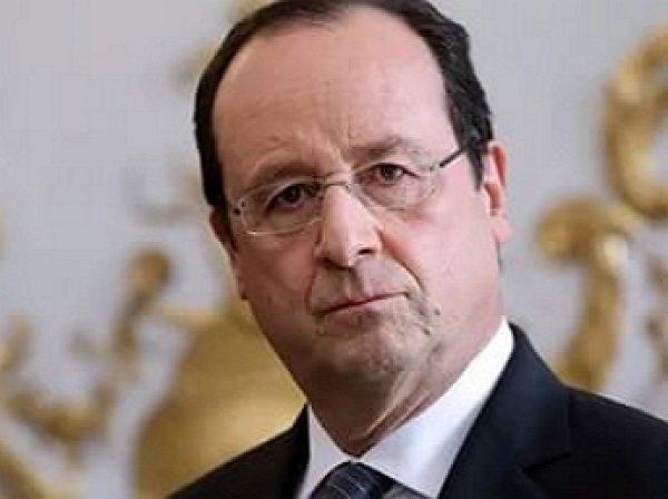 Олланд сожалеет об антироссийских санкциях