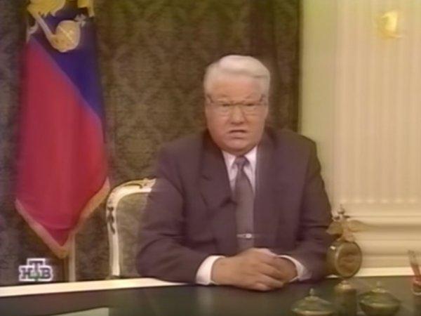 Блогеры вспомнили выпуск новостей НТВ 9 августа 1999 года: Ельцин назначает Путина и.о.премьера (ВИДЕО)