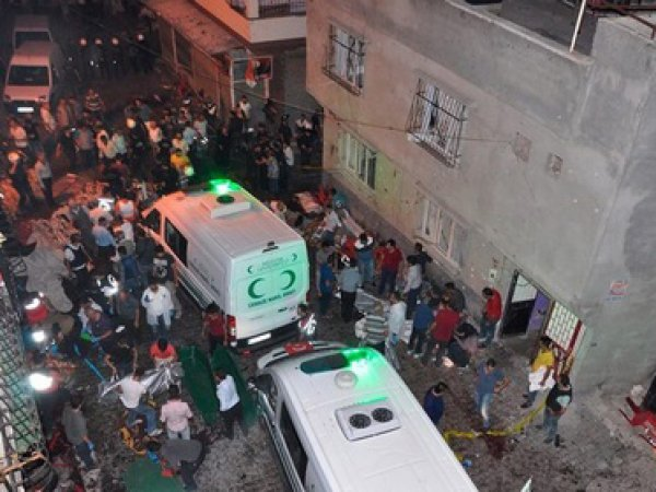 Теракт на свадьбе в Турции устроил подросток: погибли 22 ребенка