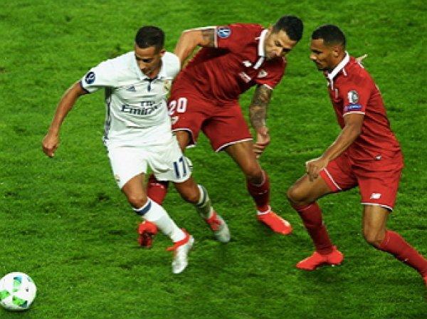 «Реал» – «Севилья», счет 3:2: обзор матча, видео голов (ВИДЕО)