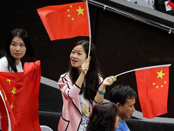 Неправильный флаг Китая на Олимпиаде в Рио повеселил пользователей соцсетей (ФОТО)
