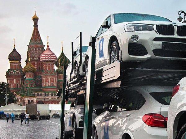 """""""Машина выдана самим Путиным"""": в Сети появилось объявление о продаже """"олимпийского"""" BMW (ФОТО)"""