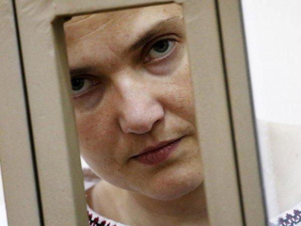 Опубликовано ВИДЕО из тюремной камеры, в которой содержали Савченко в России