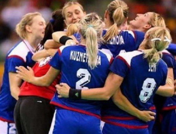 Гандбол, Россия - Франция, женщины: счет 22:19 в финале Олимпиады 2016 принес россиянкам золото ОИ (ВИДЕО)