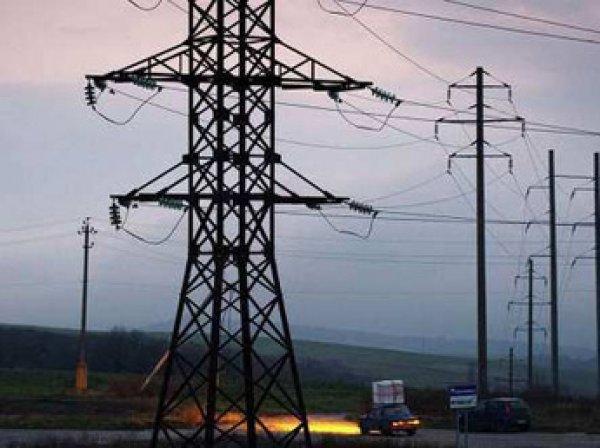 Украина обвинила Россию в собственном энергодефиците