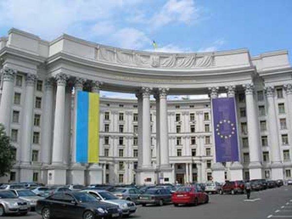 Украина намерена ввести визы для россиян