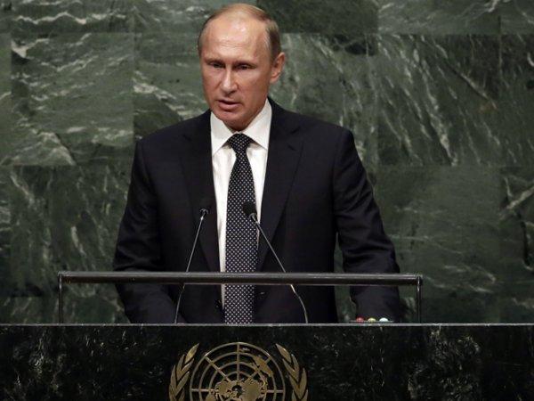 Путин не поедет на Генассамблею ООН в 2016 году