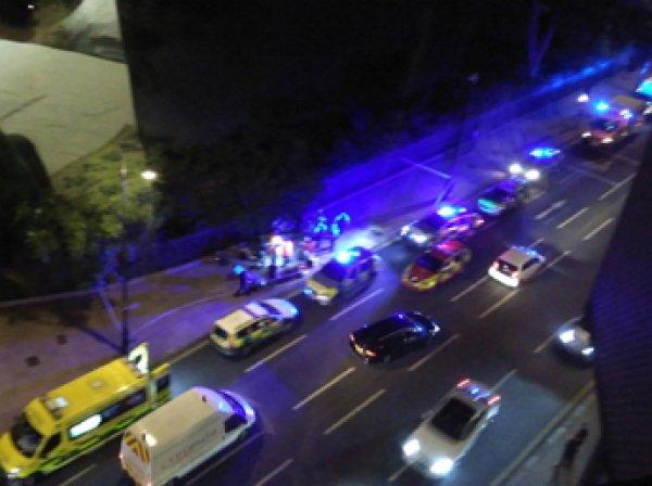 В центре Лондона 19-летний юноша устроил массовую резню: 1 человек погиб, еще 5 ранены