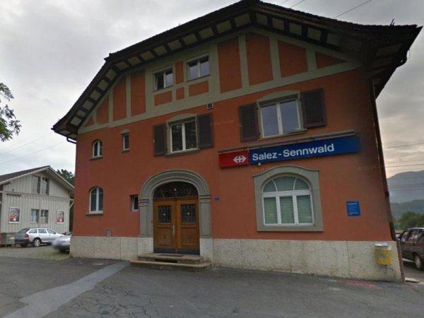 Опубликованы ФОТО с места резни в поезде в Швейцарии