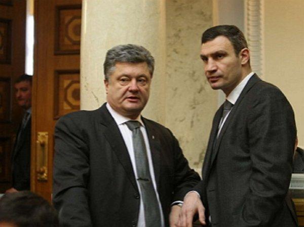 Порошенко и Кличко вызвали на допрос в Генпрокуратуру по дело Евромайдана