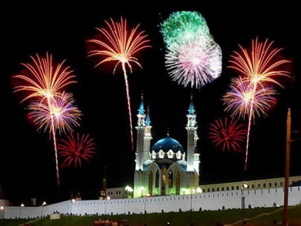 День города Казань 2016: программа мероприятий в День республики Татарстан 2016