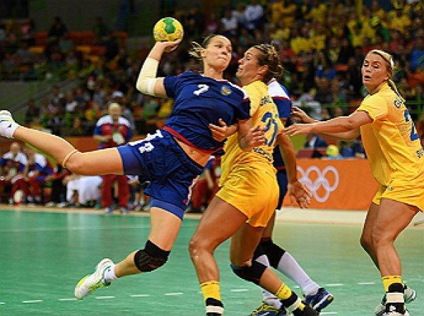 Олимпиада 2016 в Рио, гандбол, женщины: женская сборная России вышла в 1/4 финала турнира