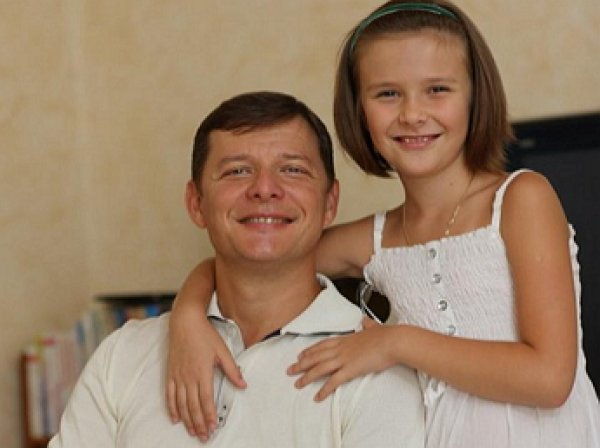 Дочь лидера радикалов Олега Ляшко подрабатывает на ферме