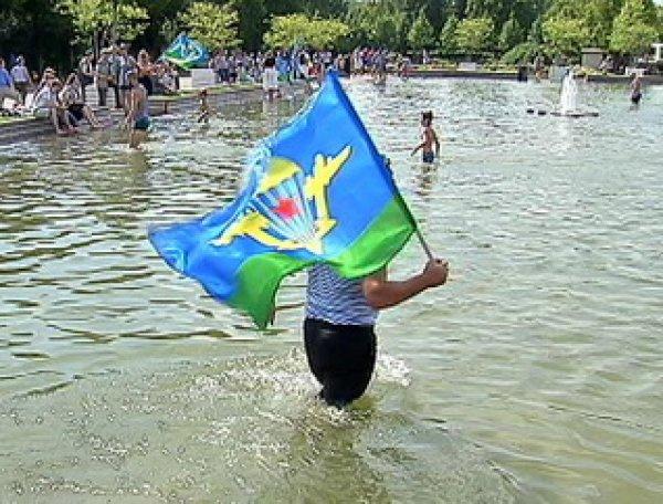 СМИ: утонувшему в парке Горького десантнику переломали все ребра