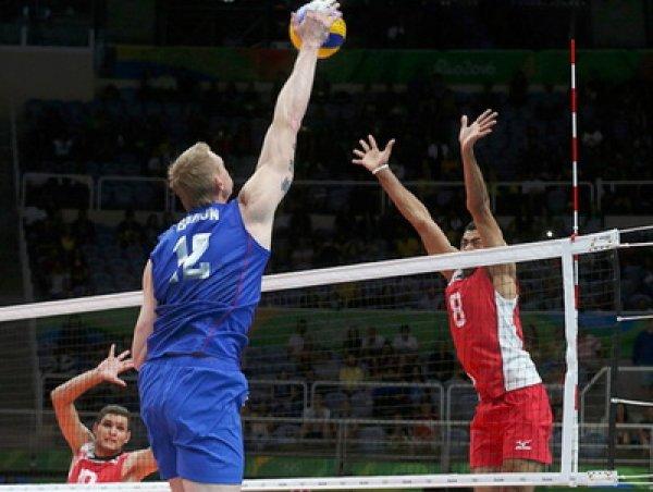 Россия - Иран, волейбол 2016, мужчины: счет 3:0 в пользу россиян (ВИДЕО)