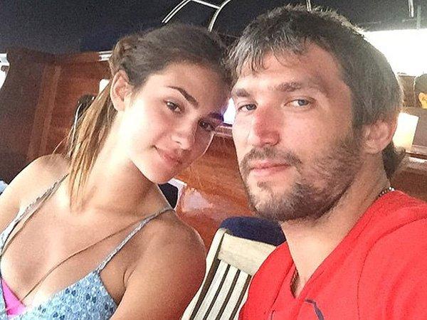 Александр Овечкин и Анастасия Шубская: свадьба подтверждена официально (ФОТО)