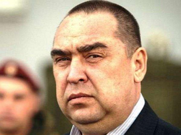 Покушение на Плотницкого: лидер ЛНР назвал заказчиков покушения на себя (ФОТО)